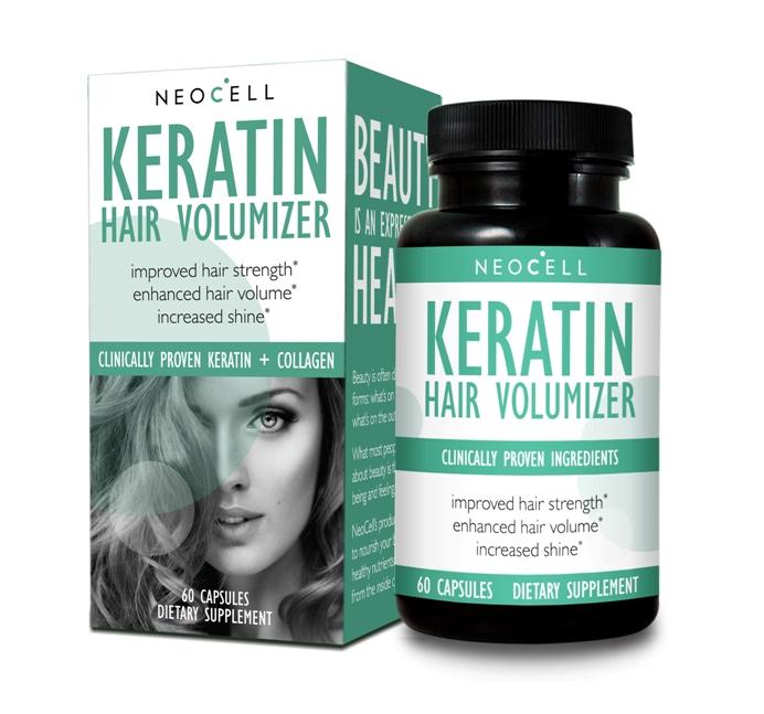 KERATINH HAIR VOLUMISER - Pharmacorner.gr
